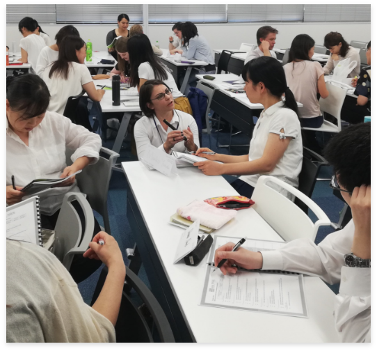 Group Training Session for Japanese English Teachers